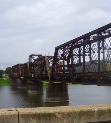 Sarah Mildred Long Vertical Lift Bridge | Hardesty & Hanover
