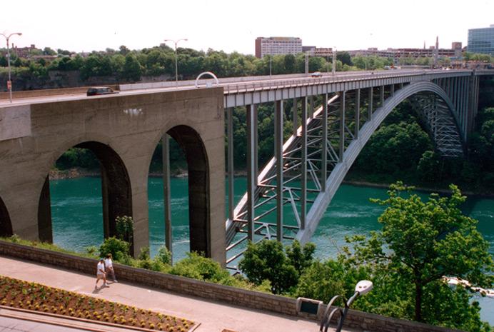 Niagara Falls Bridge Commission 30 Yr Plan Hardesty