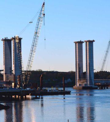 Railroad Bridge Construction Cost